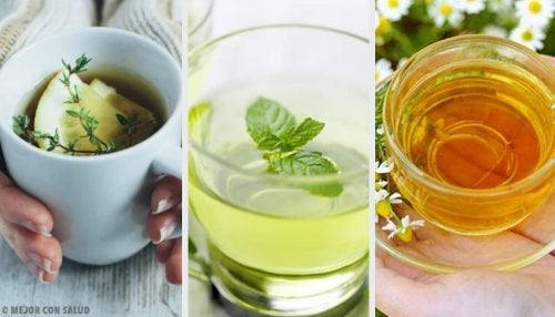 6 beruhigende Tees für einen besseren Schlaf
