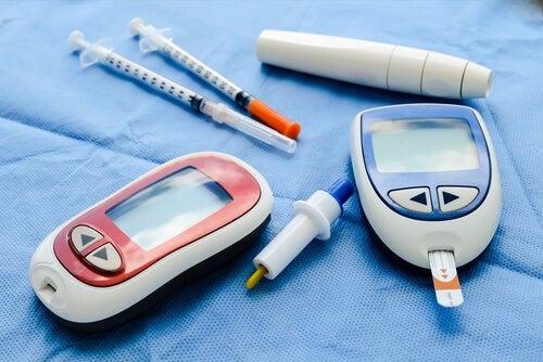 Diabetes kann zu Scheidentrockenheit führen