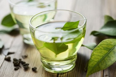 Entgiftende Tees: Grüntee