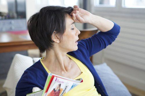 11 Hausmittel gegen Hitzewallungen