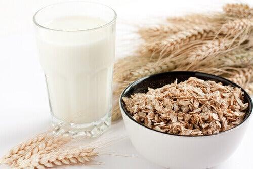 Milch gegen Sodbrennen