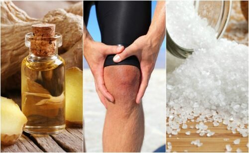 5 entspannende Heilmittel gegen Knieschmerzen