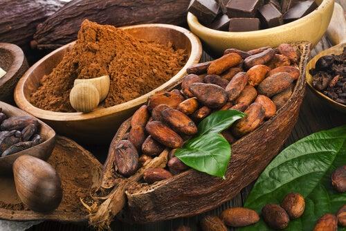 Nahrungsmittel gegen Nervosität: Kakao
