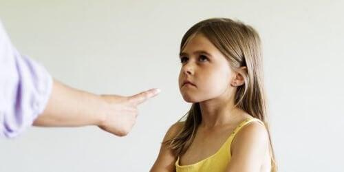 Kinder anschreien ist keine Lösung