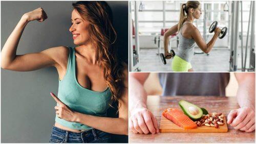 Muskeln aufbauen: 5 nützliche Gewohnheiten