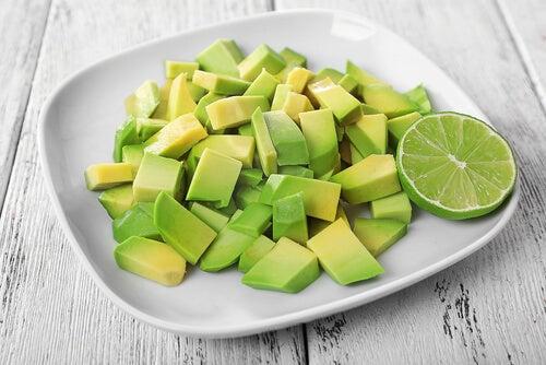 Nahrungsmittel gegen Nervosität: Avocado