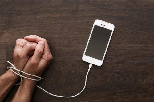Nomophobie oder die Sucht nach dem Smartphone