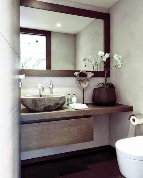 Superieur Spiegel Für Ein Schönes Badezimmer