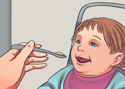 4 giftige und gefährliche Nahrungsmittel für Babys