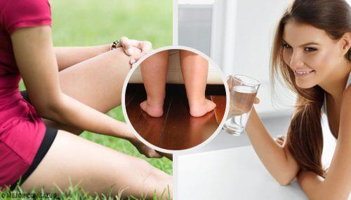 5 Ursachen für Flüssigkeitseinlagerungen