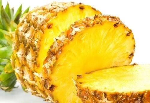 Ananas gegen Verstopfung