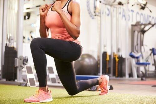 mit Übungen fit bleiben