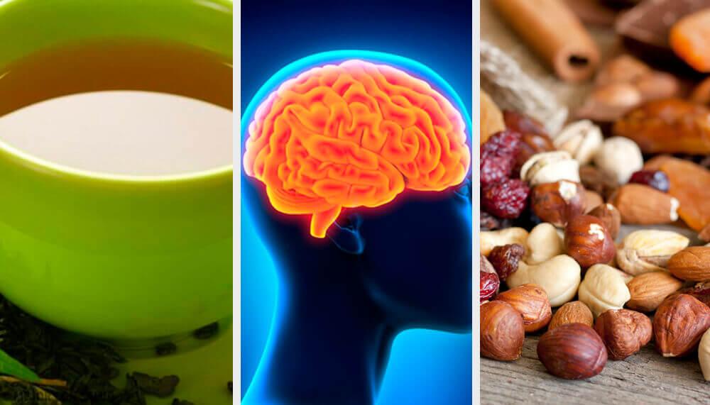 Lebensmittel und Tipps gegen Gedächtnisschwäche