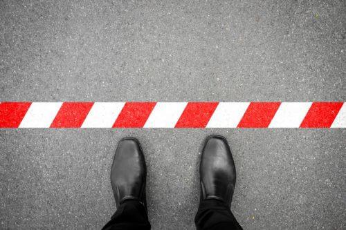 Grenzen setzen und sich nicht zum Schuldigen machen lassen