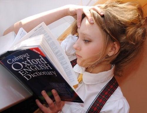 Tipps für ein gutes Gedächtnis: laut lesen