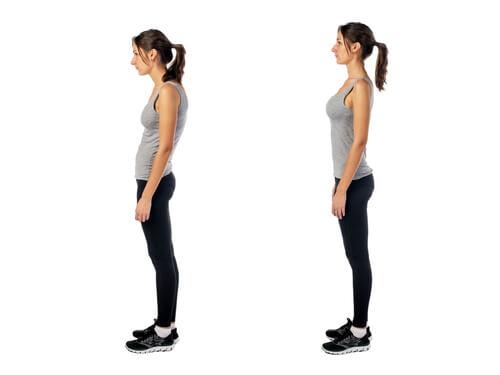 Linderung von Rückenschmerzen
