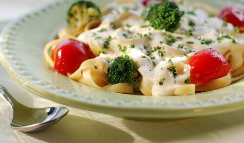 köstliche Rezepte mit Brokkoli - Brokkoli mit pasta