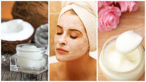Unreinheiten im Gesicht entfernen mit diesen 5 natürlichen Masken