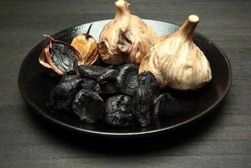 Vorteile schwarzen Knoblauchs