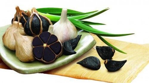Die Vorteile des schwarzen Knoblauchs