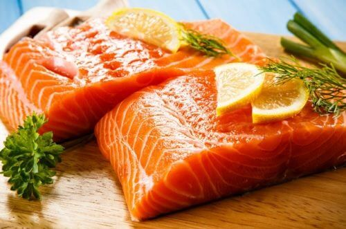 Vorteile von Lachs und ein köstliches Gericht
