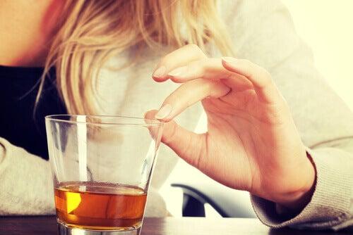 Bei Fettleber auf Alkohol verzichten