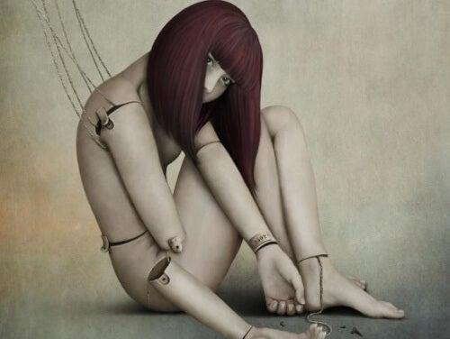 manipuliert werden