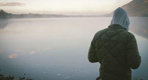 Bewusste Einsamkeit ermöglicht die Selbstfindung