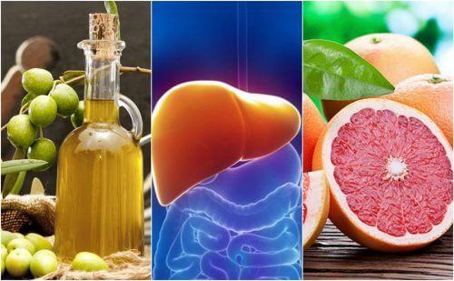 8 Lebensmittel für eine gesunde Leber