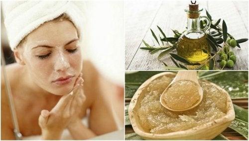 5 Behandlungen mit Olivenöl für schöne Haut