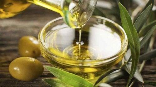 Olivenöl für schöne Haut