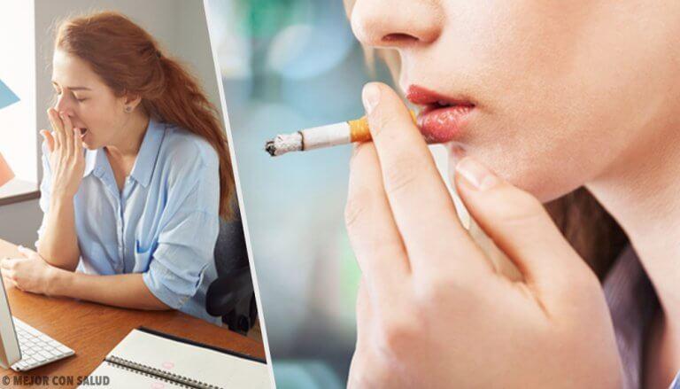 6 Alltagsgewohnheiten, die gleich schädlich wie Tabak sind