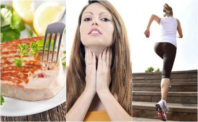 6 Tipps für eine gesunde Schilddrüsenfunktion
