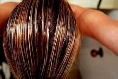 Masken für die Haarpflege bei fettigem Haar