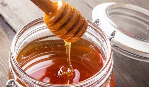 täglich Honig als natürliches Abführmittel
