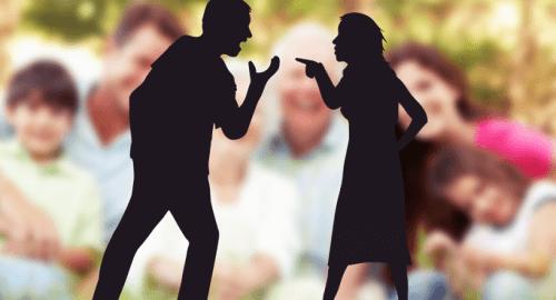 Toxische Familien und ihre Verhaltensweisen