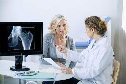 Erkennung und andere wissenswerte Dinge über Osteoporose
