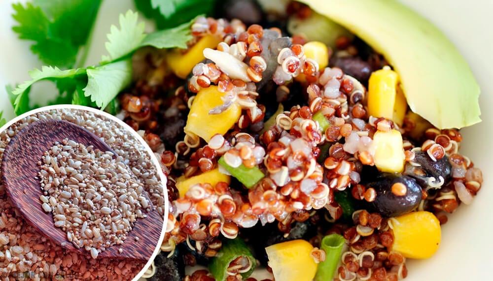 3 tolle Rezepte mit Quinoa