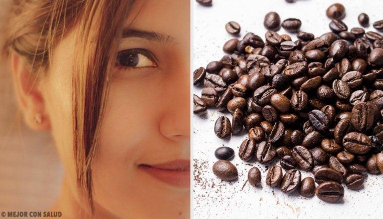 5 Masken mit Kaffee für eine straffe, schöne Haut