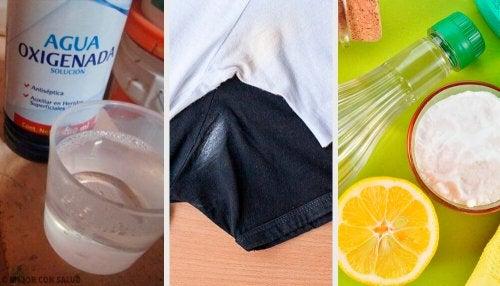 6 Tipps wie man Deoflecken auf der Kleidung entfernen kann