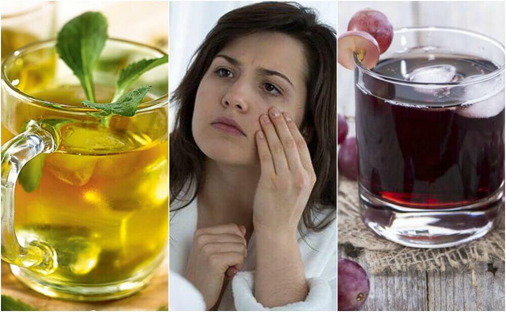 5 gesunde Getränke zur Behandlung von Anämie