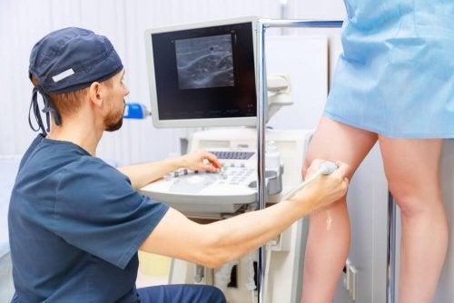 Diagnose und Behandlung von Krampfadern