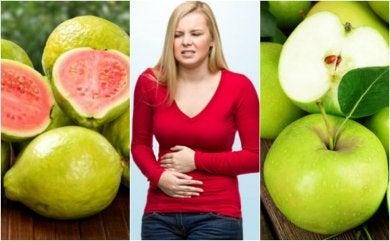 Obst die Verdauung