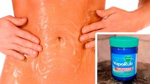 Einsatzmöglichkeiten für Wick VapoRub als Peeling