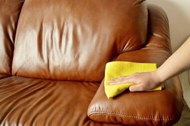 Anwendungsmöglichkeiten für Wick VapoRub: Haustiere von Möbeln fernhalten