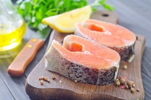 Allergene Lebensmittel: Fisch