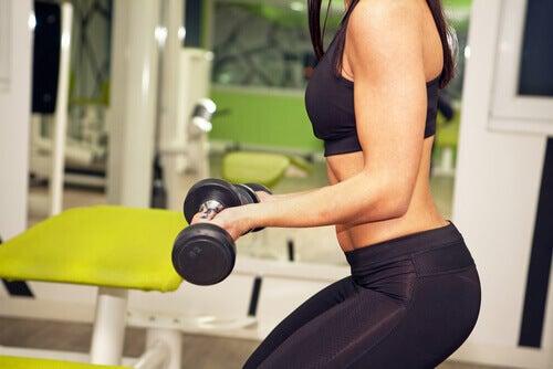 mehr Gewicht oder mehr Wiederholungen