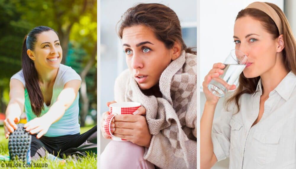Mögliche Ursachen für häufiges Frieren