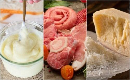 6 Nahrungsmittel, die das LDL-Cholesterin erhöhen