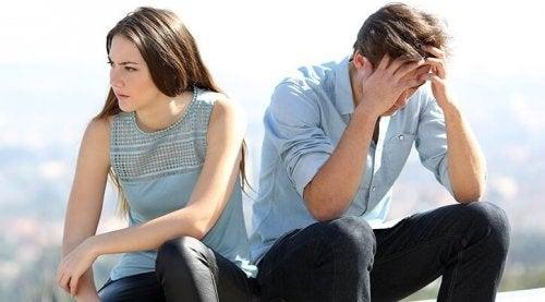 7 Arten von Untreue